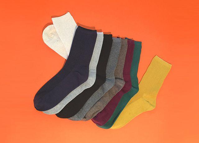 靴下一つでお洒落を格上げ!秋冬おすすめソックス特集