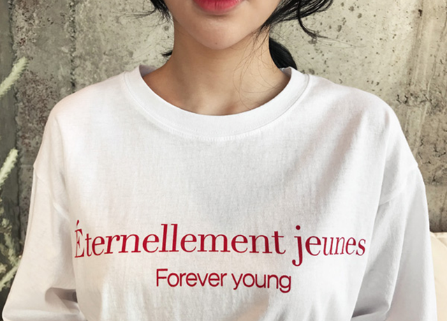 今年はロゴTが気になる♡5000円以下のプチプラTシャツ大集合