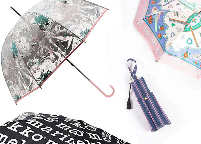 6月生まれの女性へのプレゼントに♡もらって嬉しいお洒落な傘特集