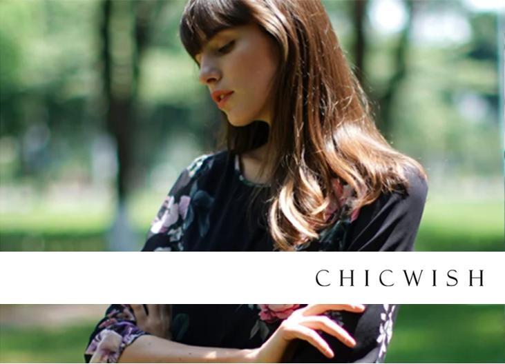 人気通販Chicwish(シックウィッシュ)のお得な買い方♡写真つき解説