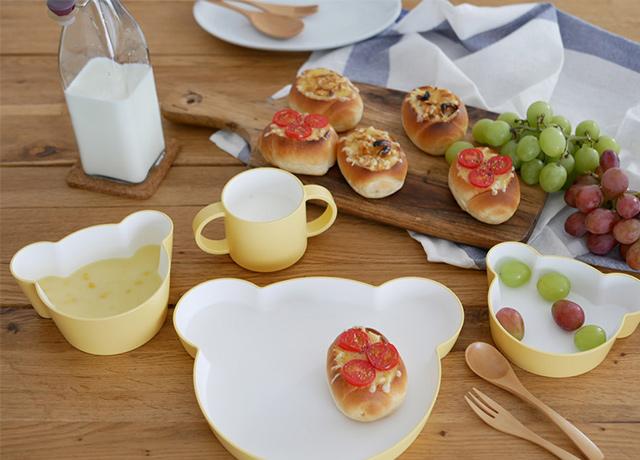 出産祝いにおすすめ♡人気のお洒落で可愛いベビー食器特集
