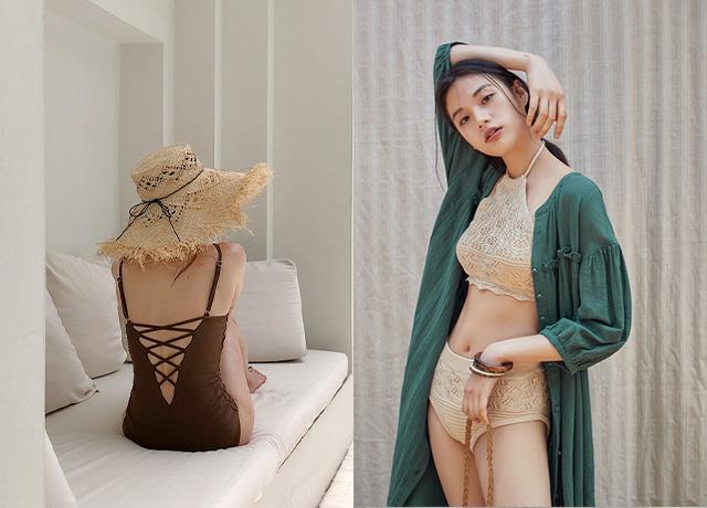 韓国水着が可愛い♡プチプラで買える人気水着特集