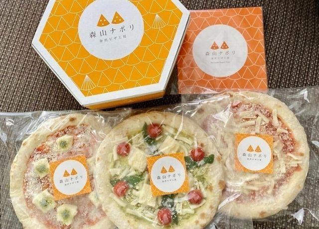 もちもち生地にやみつき♡森山ナポリのお取り寄せピザ