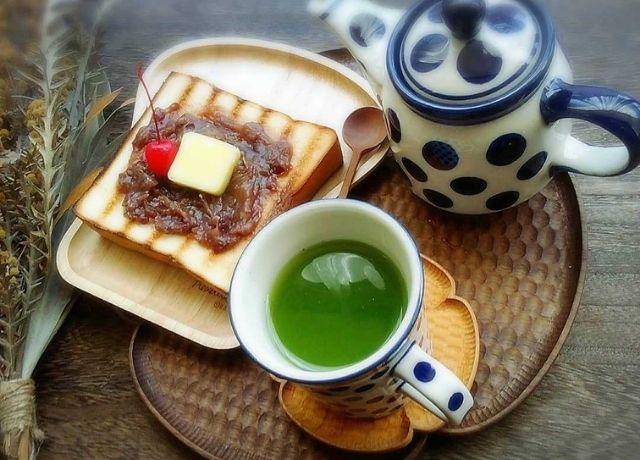 パンとあんこの最強タッグ♡久世福商店の絶品あんバター!