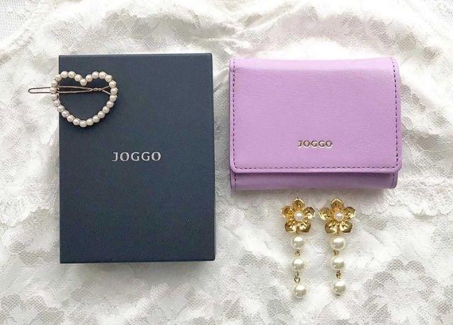 世界に一つだけのオリジナル財布が作れる!JOGGOの三つ折り財布