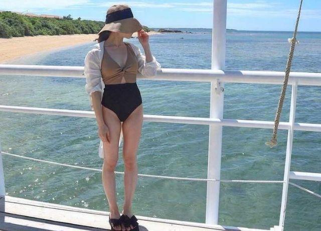 プチプラで買えるトレンド水着♪大人可愛いSEA DRESSがおすすめ!
