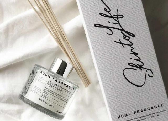 人気の香水の香りをおうちで♪フィッツホームフレグランスのルームフレグランス