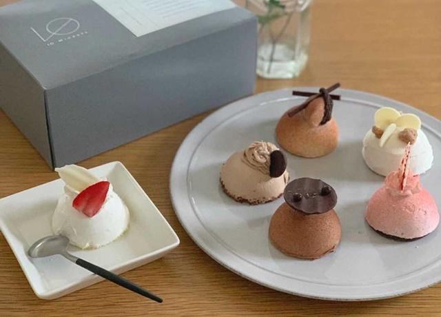 10分解凍で楽々おうちカフェ♪見た目も可愛い『冷凍ケーキ 10mineets』
