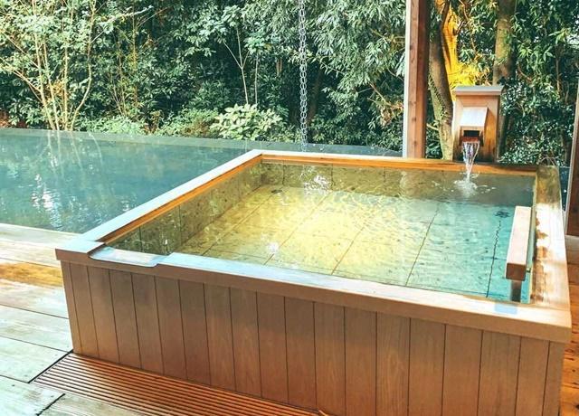 伊豆の自然の中で貸し切り露天風呂♪非日常空間に癒される旅館『ABBA RESORTS IZU - 坐漁荘』