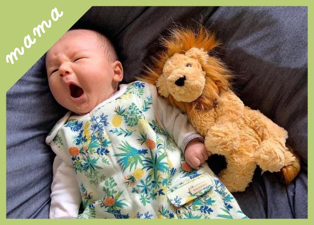 布団がはだけず赤ちゃんもぐっすり♪オーガニックコットン100%の着るお布団『haruulala スリーパー』