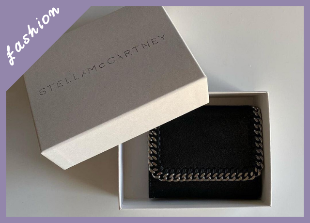 ファラベラデザインが可愛い♡ステラマッカートニーの『ミニ財布』