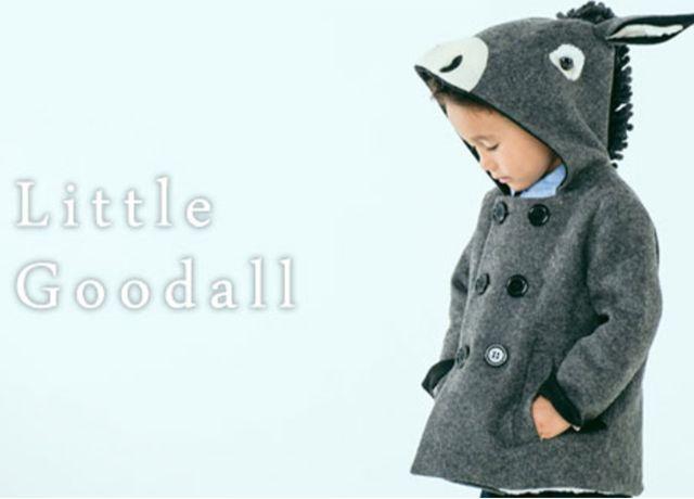 可愛いアニマルデザインのコートでキッズも冬の防寒対策★