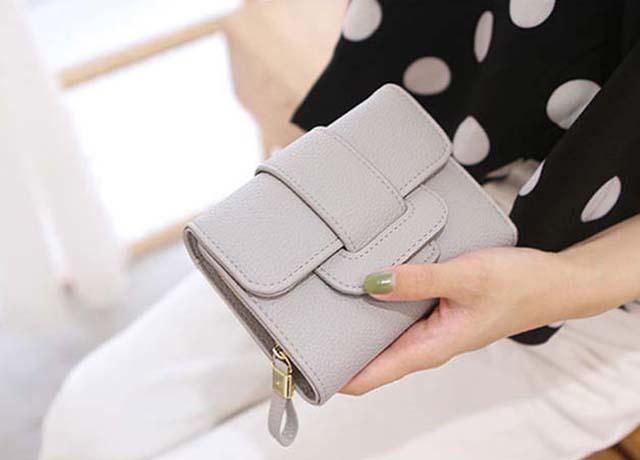 プチプラ高見え!ShopNikoNikoのミニ財布