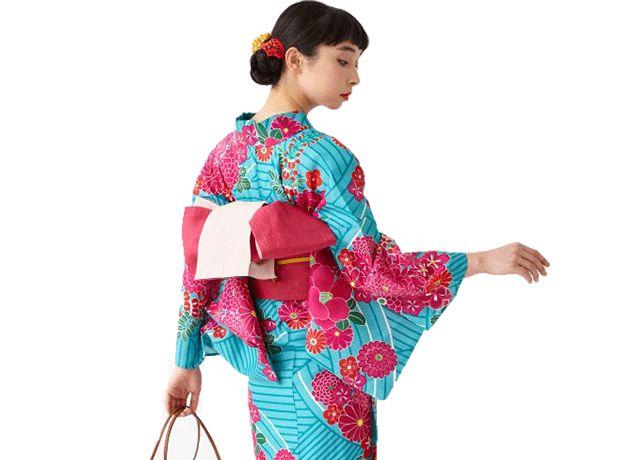 三松グループオンラインストア限定!浴衣・帯を購入でポイントプレゼント