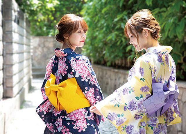 PROPORTION初の浴衣コレクション登場♡大人可愛い浴衣は必見【SANEI bd】