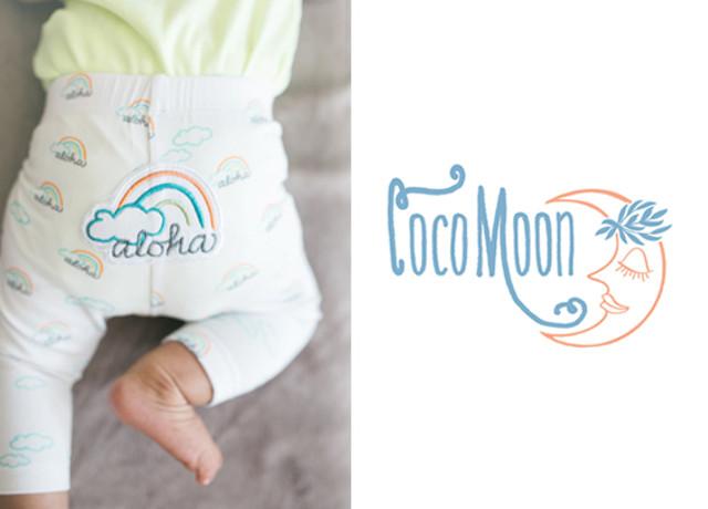 人とかぶらない出産祝いなら話題のハワイアンベビー服『CocoMoon』で決まり!