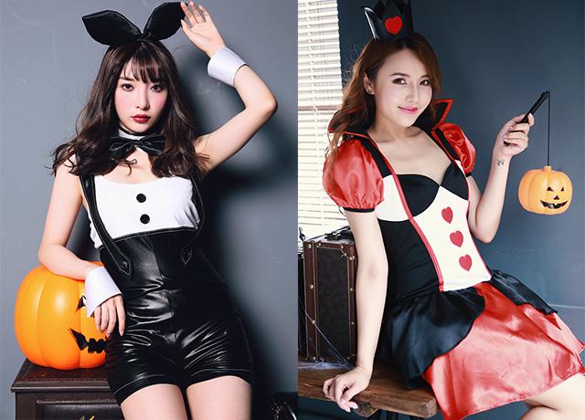 まだ間に合う!可愛いハロウィンのコスプレ衣装が3,000円前後で揃う♡ブライトララ