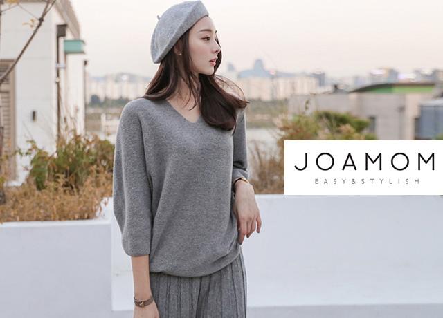 モダン&カジュアルな韓国ファッションJOAMOM(ジョアマム)をお得に購入する方法♡