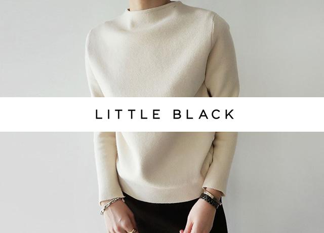 女性誌でも注目!韓国ファッション「LITTLE BLACK」が高見えでおしゃれと話題♡
