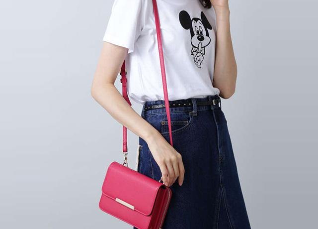 2019年ピンク小物で春を先取り♡気分が上がるピンク財布&バッグ