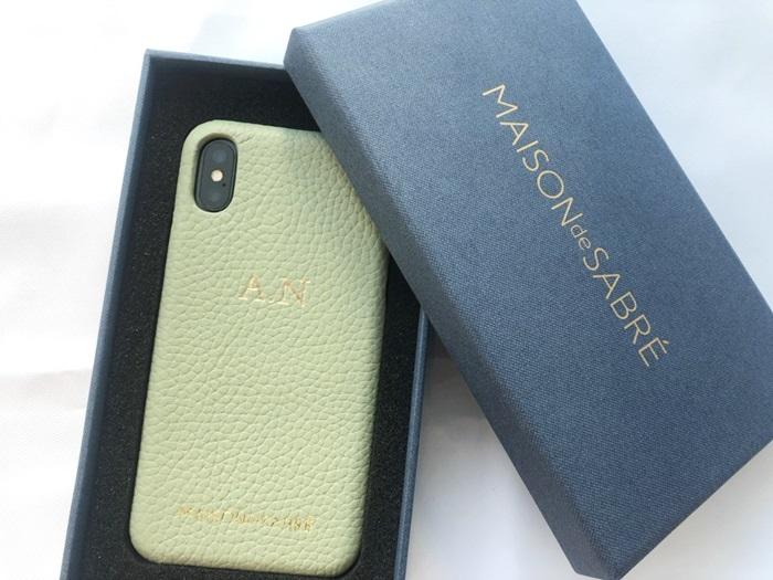 人気レザーブランド「MAISON de SABRÉ」から、iPhone 12向けケースが9