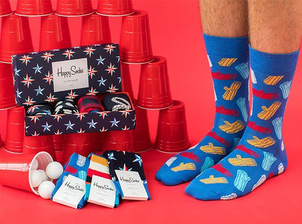 20%OFF・送料無料クーポン有♡Happy Socksバレンタインキャンペーン開催中