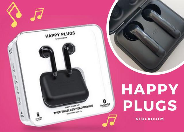 【使用レビュー】HAPPY PLUGSのワイヤレスイヤホン「Air1」