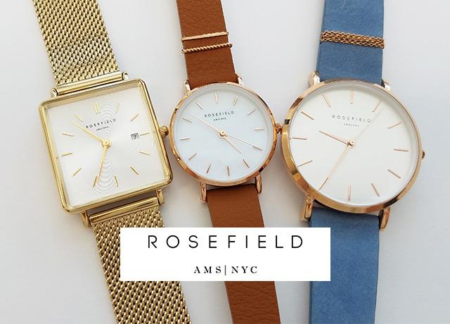 ドラマで着用!ローズフィールド(ROSEFIELD)腕時計【レビュー】