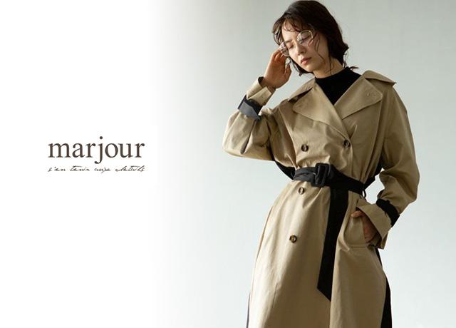 マージュール(marjour)30代~の大人女性に人気レディース通販♥