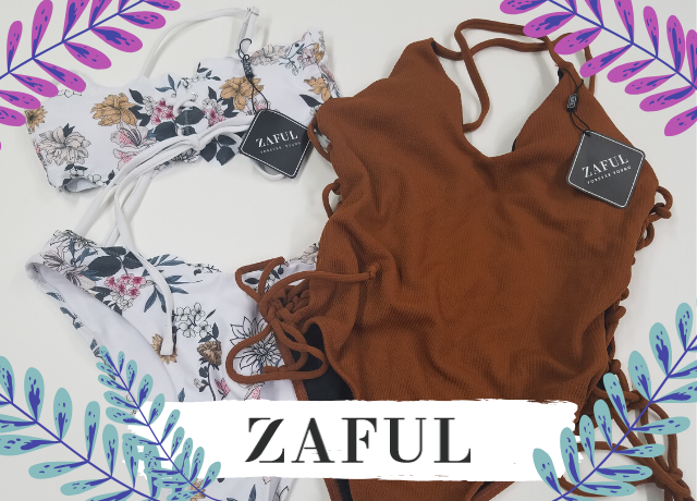 ZAFUL(ザフル)のインポート水着購入レポート!2020年最新プチプラ水着をご紹介