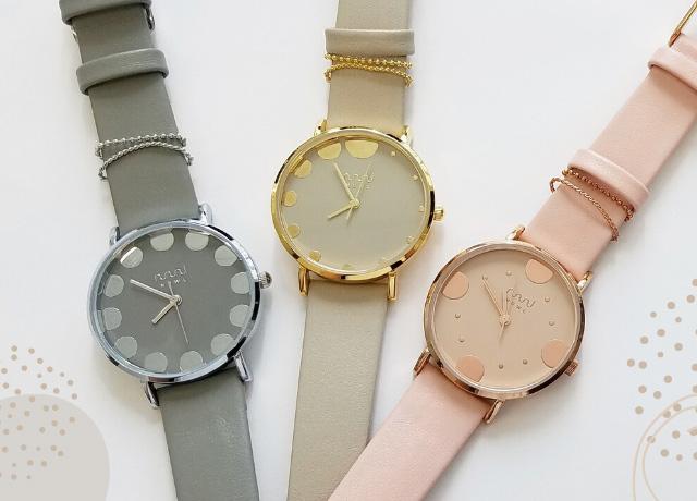 女性のためのおしゃれ腕時計「NUWL(ヌール)」着用レビュー