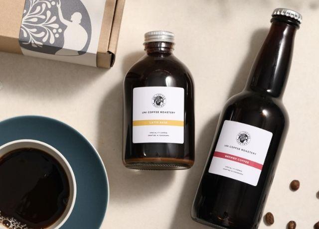 冬の贈り物にぴったり!UNI COFFEE ROASTERYのお洒落なコーヒーギフト