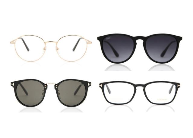 人気のブランドメガネ・サングラスが最大61%オフ!Smart Buy Glassesでお得なセール実施中♪