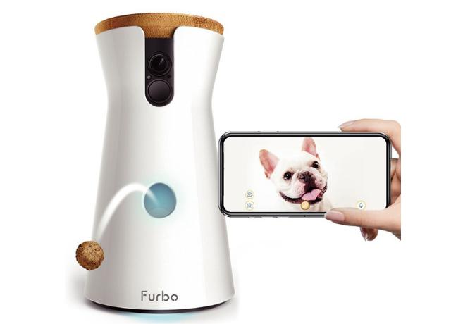 通常価格より9,500円OFF!Furbo(ファーボ)のドッグカメラが数量限定でセール中♪