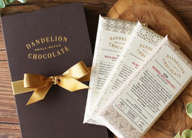 スイーツ好きのパパに♡Dandelion Chocolateの父の日におすすめ大人のスイーツギフト